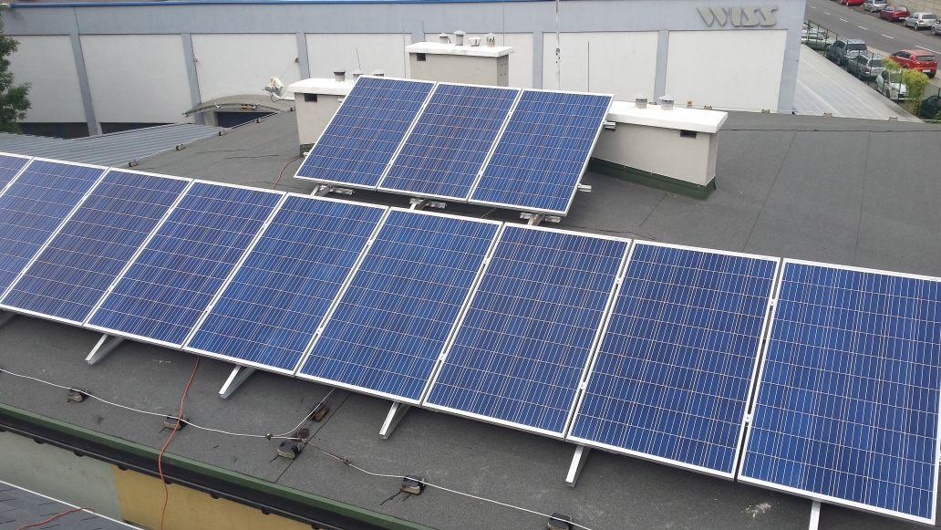 Instalacja PV - 8,32 kWp - EPRUS, Bielsko Biała
