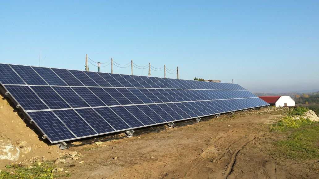 Instalacja PV - 25,74 kWp - Brodzik - Ryczów-Kolonia