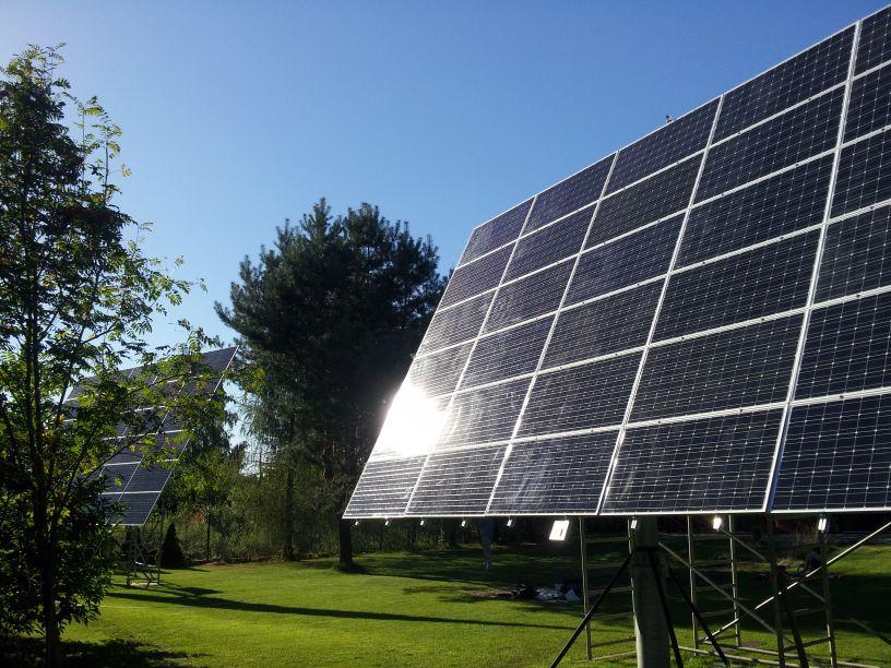 Instalacja PV - Chotomów - 12 kWp
