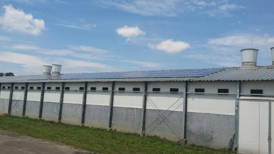 Instalacja PV 15,90 kWp - Lisów