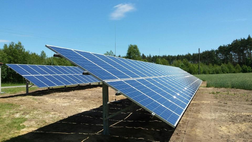 Instalacja PV 26,50 kWp - Lisów
