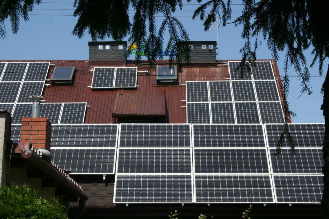 Instalacja PV - Nieporęt 9,6 kWp
