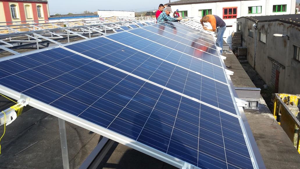 Instalacja PV 36,72 kWp - Zawiercie