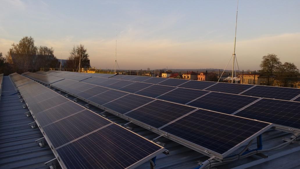 Instalacja PV 42,075 kWp - Zawiercie