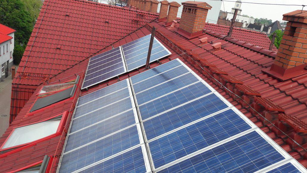Modernizacja instalacji PV - 23 kWp Chorzów