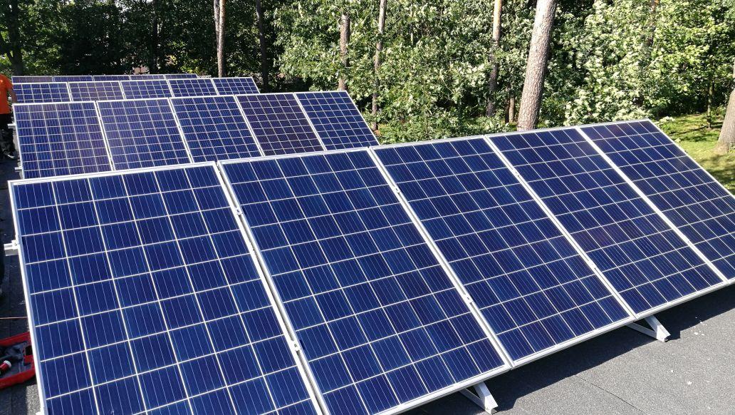 Instalacja PV - 3,3 kWp i  5,5 kWp