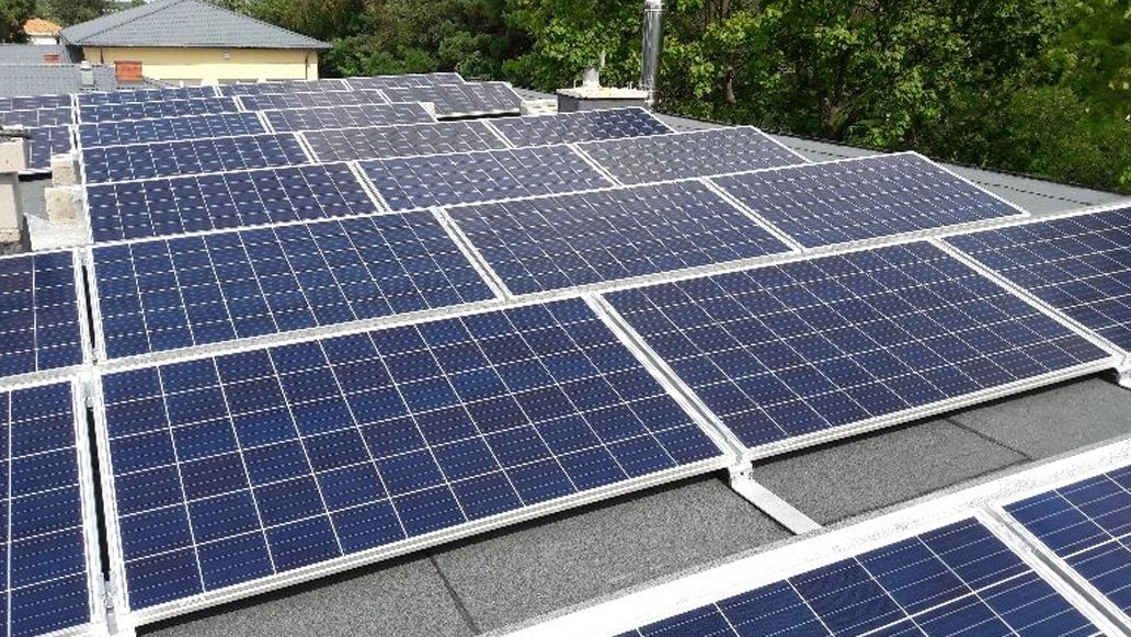 Instalacja PV 11,07 kWp - Izabelin