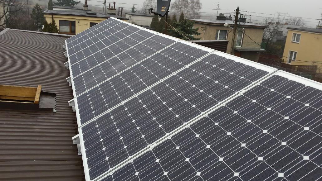 Instalacja PV - PV 2,5 kWp - Jaworzno Zachara