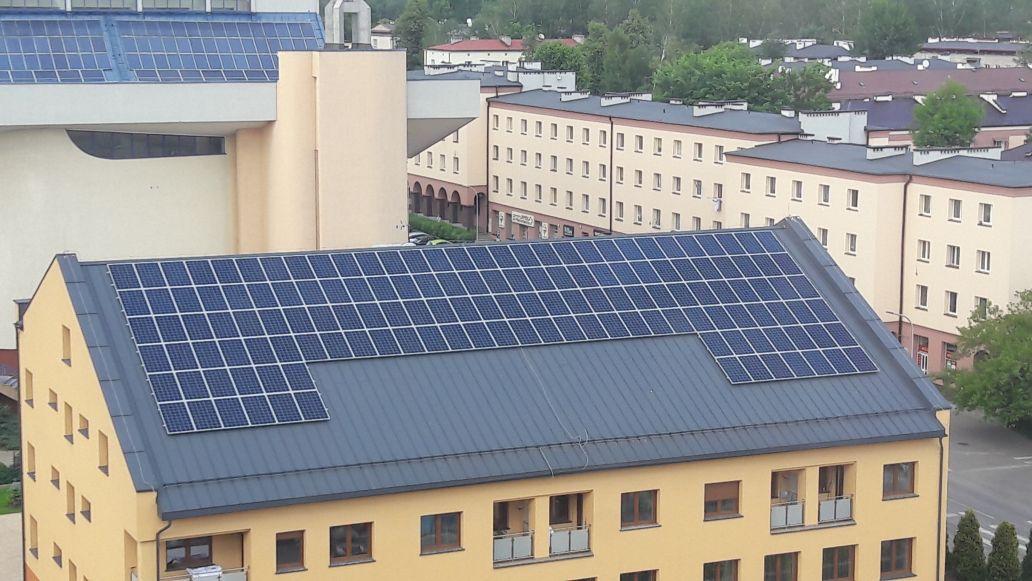 Instalacja PV Jaworzno - 39,875 kWp