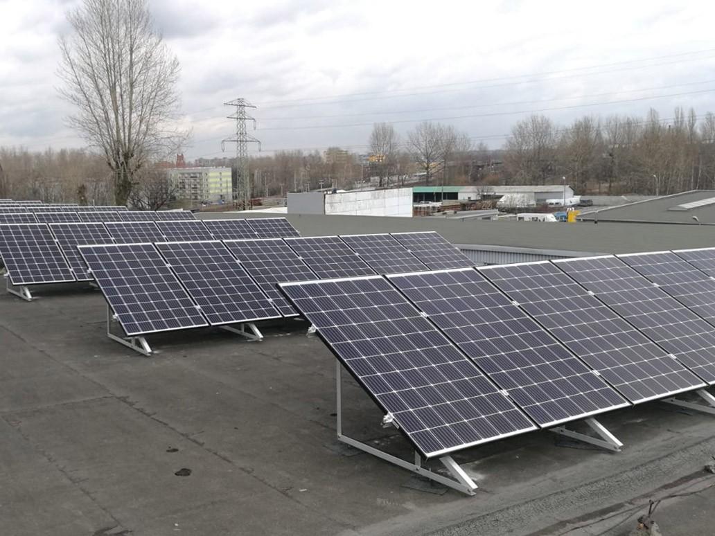 Instalacja PV - 16,47 kWp, Katowice