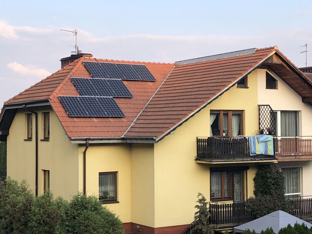 Instalacja PV - 3 kWp Katowice