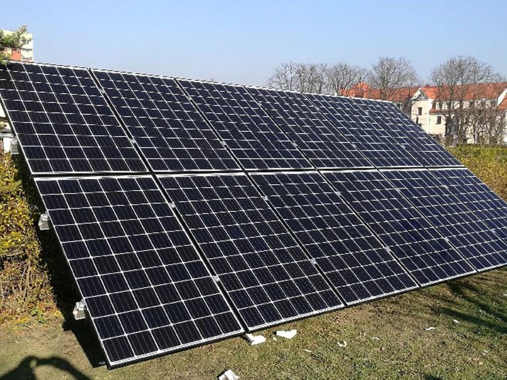 Instalacja PV - 3,6 kWp - Katowice