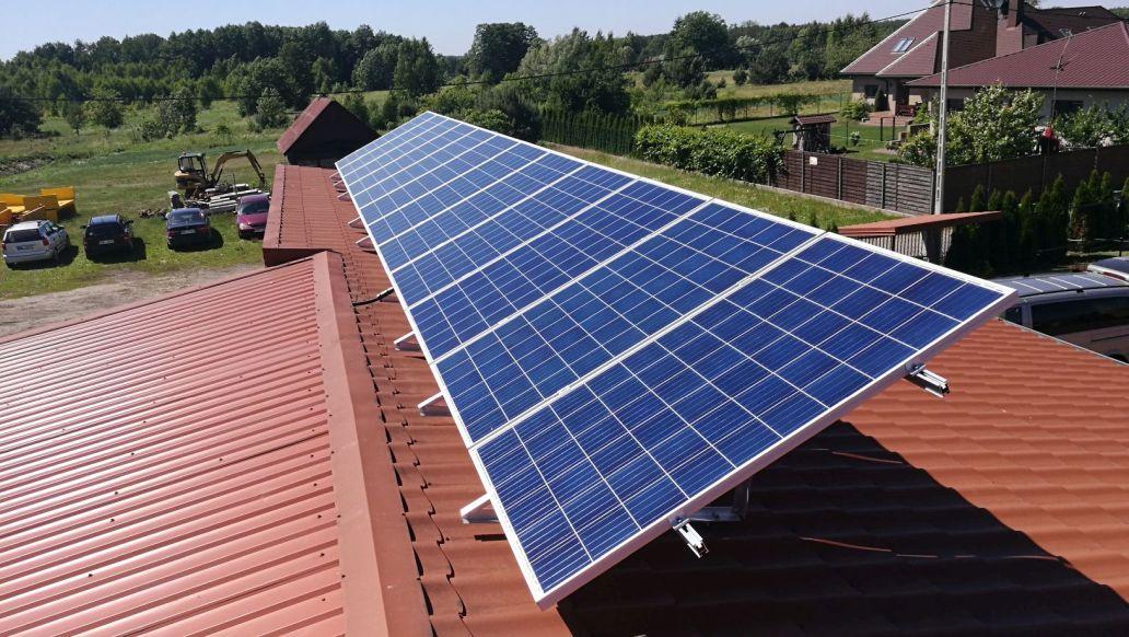 Instalacja PV - 3,3 kWp - Kołaków