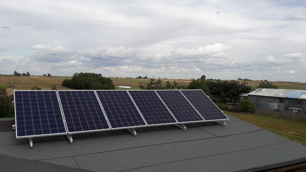 Instalacja PV 3,24 kWp Lubsza
