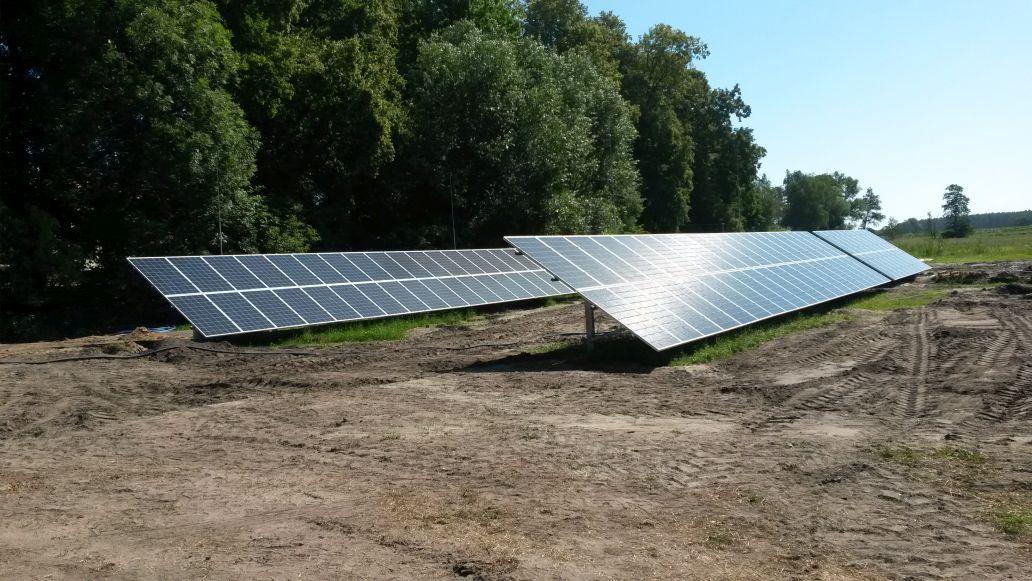 Instalacja PV - 39,875 kWp - Obra