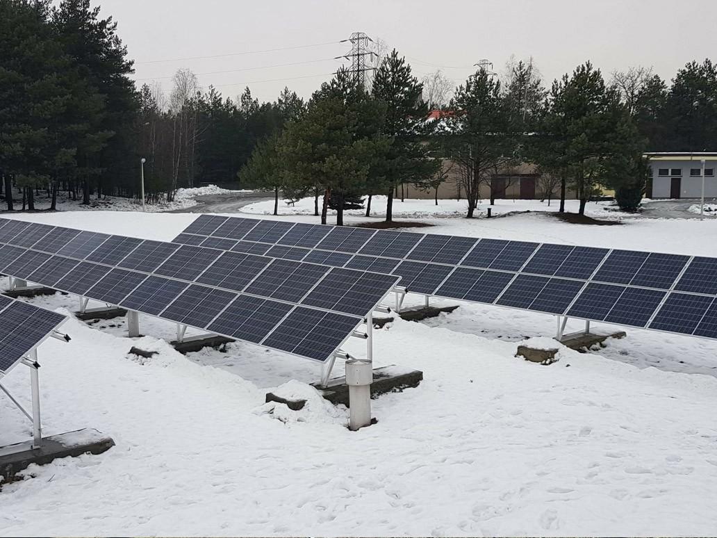 Instalacja PV 144,42 kWp, Sosnowiec
